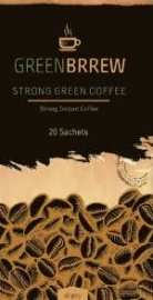 Instant Green Coffee Strong