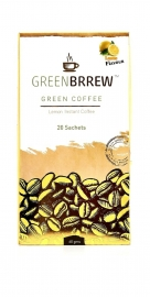 Instant Green Coffee Lemon