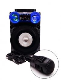 Ubon Kr 7002 Bluetooth Karaoke Mic Speaker