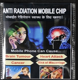 Kaizen Anti Radiation Mobile Chip Combo Of Three