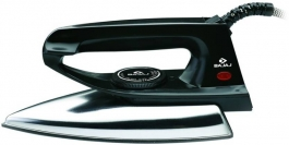 Bajaj Dx 2 Light Weight Dry Iron  (black)