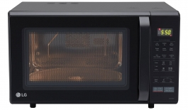 Lg Mc2846bv 28 Litres Convection Microwave Oven (black)