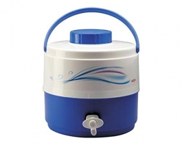 Milton Kool Plastic Water Jug, 7.5 Litres, Blue