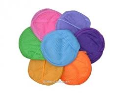Laundry Basket, Bag For Storage Of Clothes, Toys Stander Size (random Color) (standard) (5 Pice)