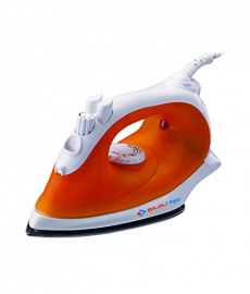 Bajaj Mx 10 Steam Iron (orange)