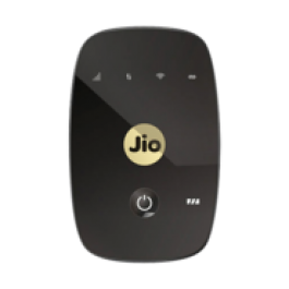Jiofi M2s 150mbps Wireless 4g Portable Data + Voice Device