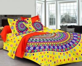 Lively New Bed Sheet For Your  Home! Make Your Home Beautiful Best New Antique Design