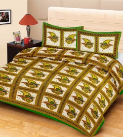 Lively New Bedsheet For Your  Home! Make Your Home Beautiful Best New Antique Design