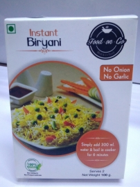 Food On Go Instant Biryani Combo Of 5