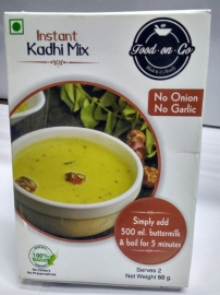 Food On Go Instant Kadhi Mix Combo Of 5