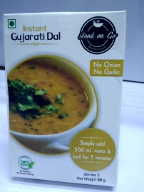 Food On Go Instant Gujarati Dal Combo Of 5