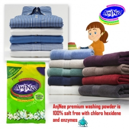 Anjnee Premium Washing Powder 4 Combo