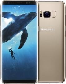 Samsung Galaxy S8 (maple Gold, 64 Gb)  (4 Gb Ram)