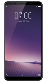 Vivo V7+ Matte Black, 4 Gb Ram
