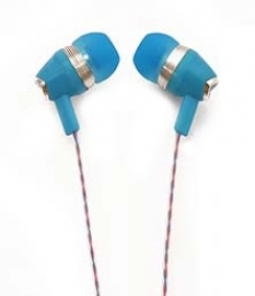 Perfumed Xmate Stereo Earphone  (blue)
