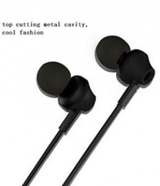 Ptron Hbe9 Headphone For In Ear Earphone With 3.5mm Jack (black)