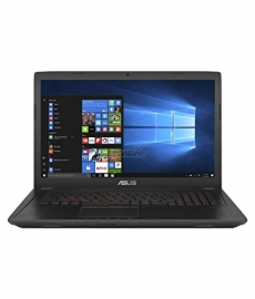 Asus Fx553vd-dm324 (core I5 (7th Gen)-8 Gb-1tb-39.62cm(15.6)-dos-2 Gb) (black)