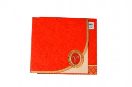 Wedding Invitation Card Red Wedding Invitation Pack Of 100