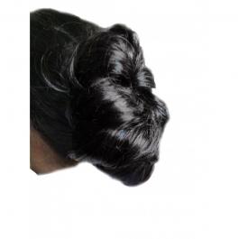 Jio Beautiful Black Bun For Ladies