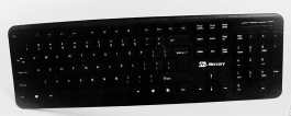 Mercury Standard Keyboard Kb-3680 (black)