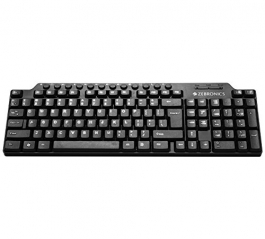 Zebronic Km2100 Multimedia Usb Keyboard