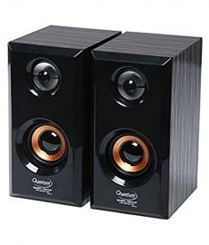 Quantum  Usb 2.0 Wood Speaker  Qhm630