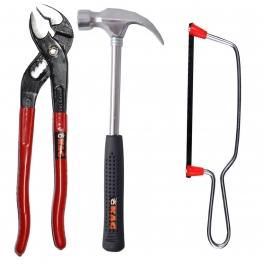 Kag  3 Pc Home Tool Set