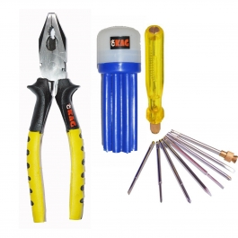 Kag  2 Pc Home Tool Set (10 Tools)