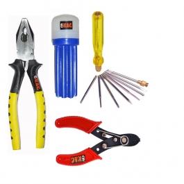 Kag  3 Pc Home Tool Set (11 Tools)