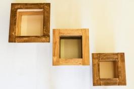 Barish Set Of 3 Wall Units