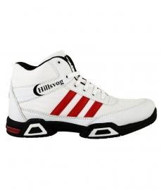 Hillsvog 5001 White Training Shoes