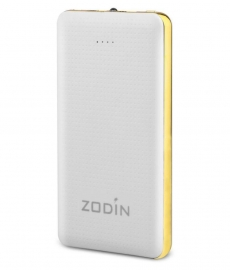 Zodin Zs 840 8400mah Power Bank White