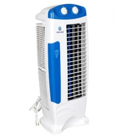 Electric Tower Cooler Without Water With One Year Motor Warranty