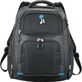 Friendly 15 Laptop Computer Backpack Bag Black