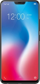 Vivo V9   (4 Gb Ram) (pearl Black, 64 Gb)