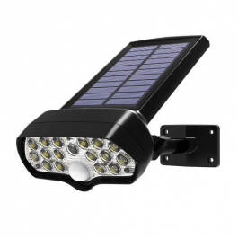 Aes 17 Led Solar Flood Light With Motion Sensor