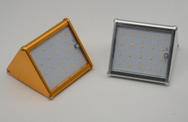 Aes Solar Wall Mount Light