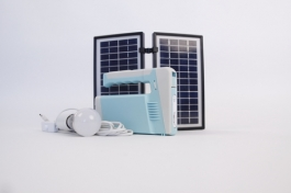 Aes Solar Home Lighting System