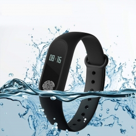 M2 Waterproof Smart Fitness Band