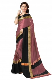 Cotton Silk Ethnic Sarees