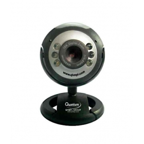495 Lm Camera Webcam (with 6 Lights & 25 Megapixel)