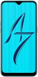 Oppo A7 4+64gb Glaze Blue
