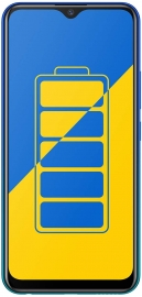 Vivo Y15 4gb+64gb Aqua Blue