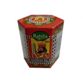 Rajsha Badshah Balm 10gm