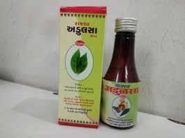 Rajsha Adulsa Cough Syrup 100ml