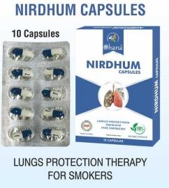 Nirdhum Capsules Combo Of 3