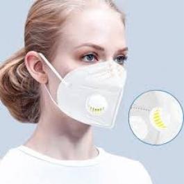 Kn95 Respirator Mask ( Combo Of  8 )