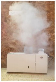 Disinfector - Fogger