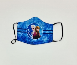 Cotton 3 Layer Kids Mask