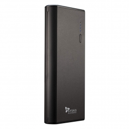Mi 20000 Mah Power Bank (fast Charging, 18 W)(black, Lithium Polymer)